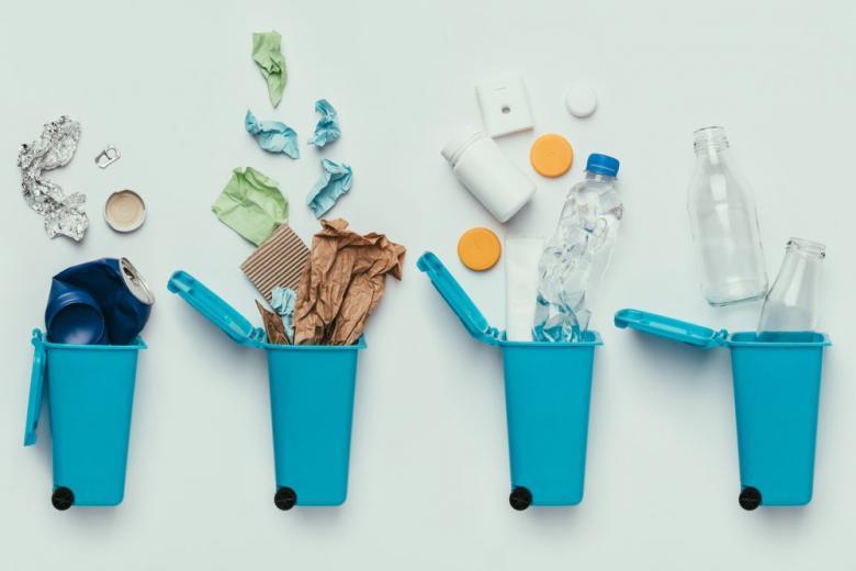 Отходы в ЕС: на каждого европейца приходится 500 кг мусора в год фото 1