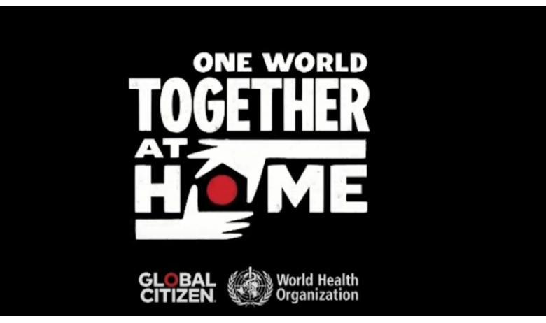Лого глобального концерта-акции