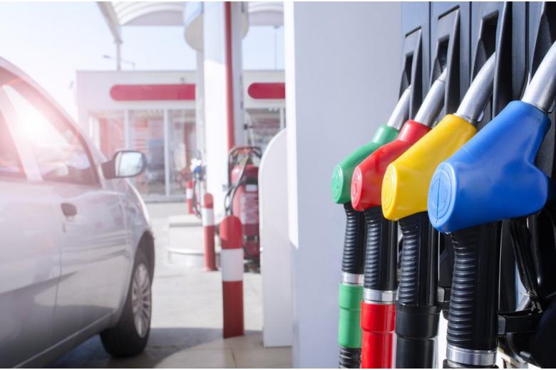 Цена на бензин фото