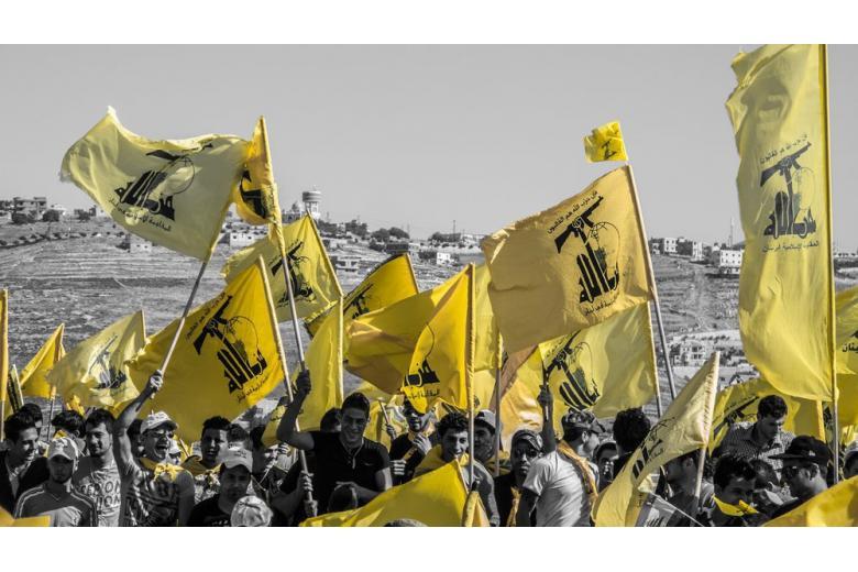 Вооруженные соратники Хезболлы теперь вне закона картинка