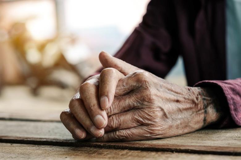 История одной пенсионерки фото