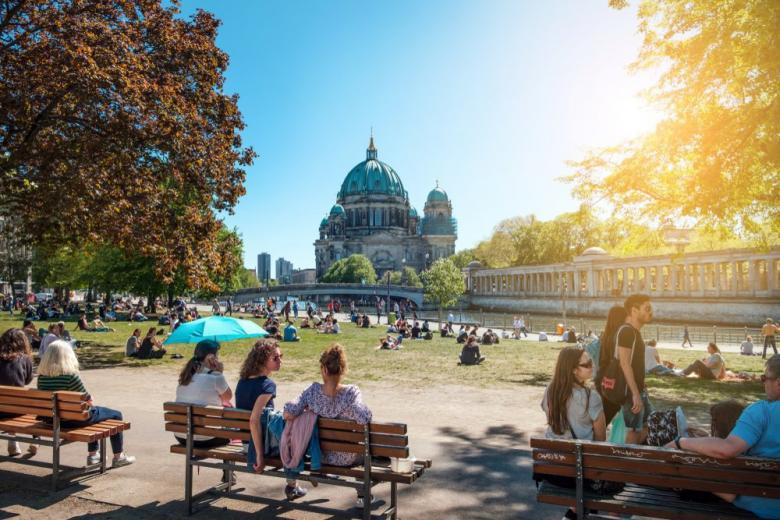 Почему в Германии жить хорошо фото