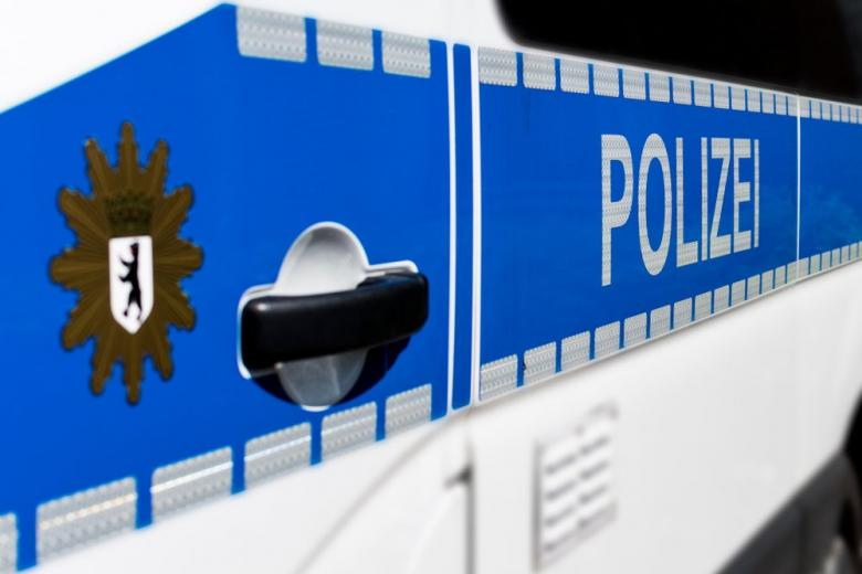 полиция Берлин