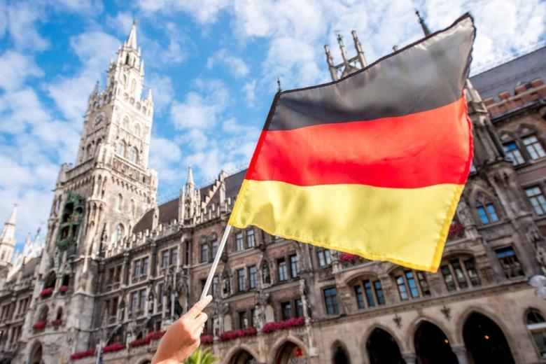 Флаг Германии фото 1