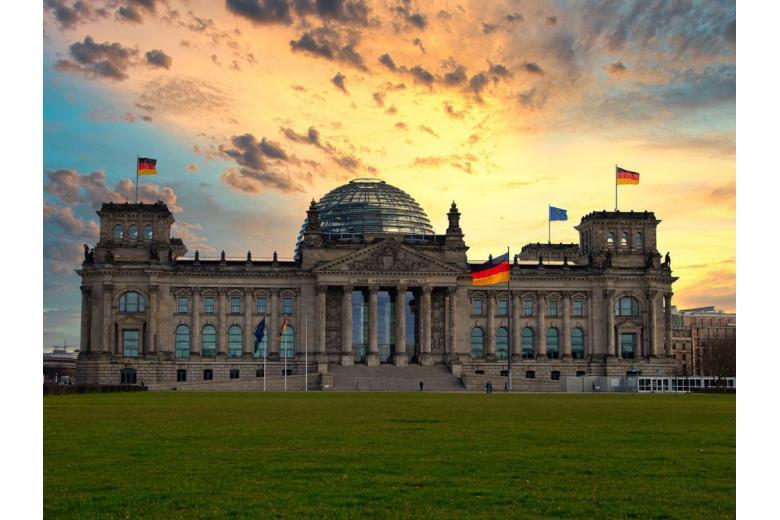 Бундестаг подвергся хакерской атаке и теперь виновника преступления установили фото