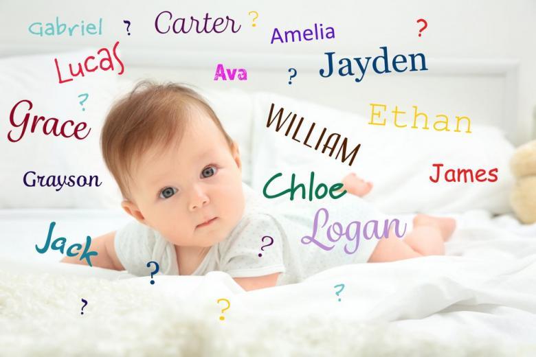 имена для ребенка фото