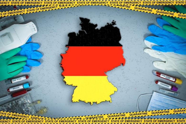 карантин в Германии фото