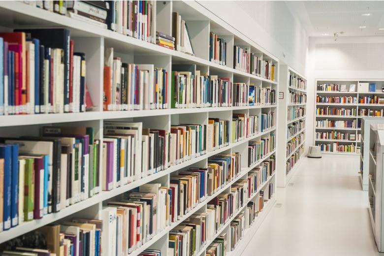 книги библиотеке фото