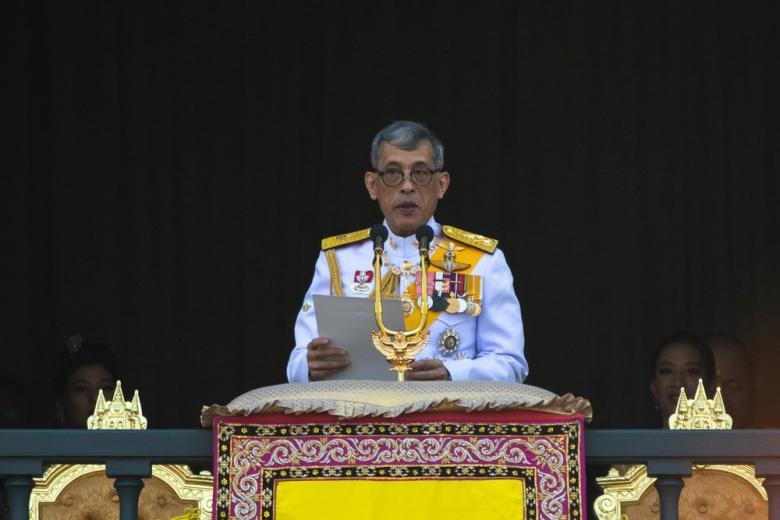 король Таиланда фото