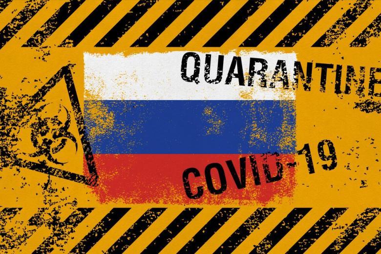 коронавирус в России фото
