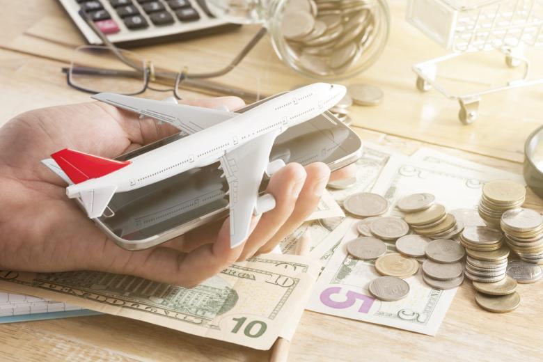 Предоплата за авиаперелёты