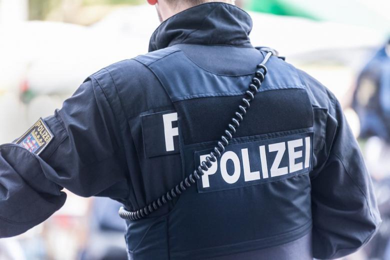 немецкая полиция фото