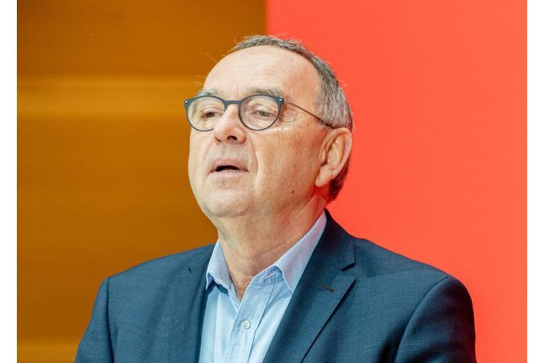 Сопредседатель Социально-демократической партии Германии фото