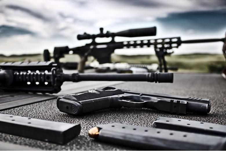 Огнестрельное оружие фото