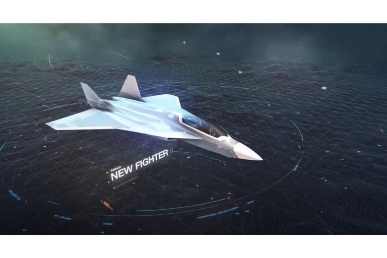 Прототип новейшего немецко-французского истребителя не будет роботом-убийцей фото