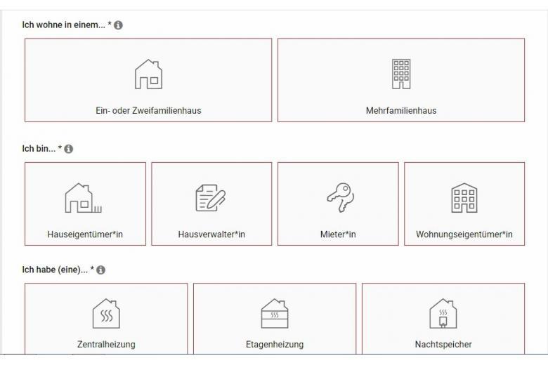 Сайт-калькулятор оплаты коммунальных услуг в Германии фото