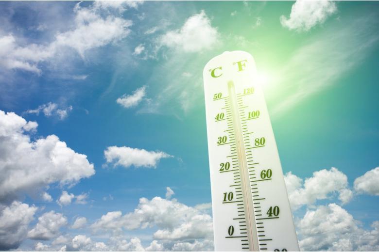 В Германии начинается летняя жара и температура поднимется почти до +30 градусов фото