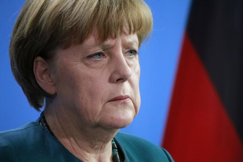 Заявление Меркель фото
