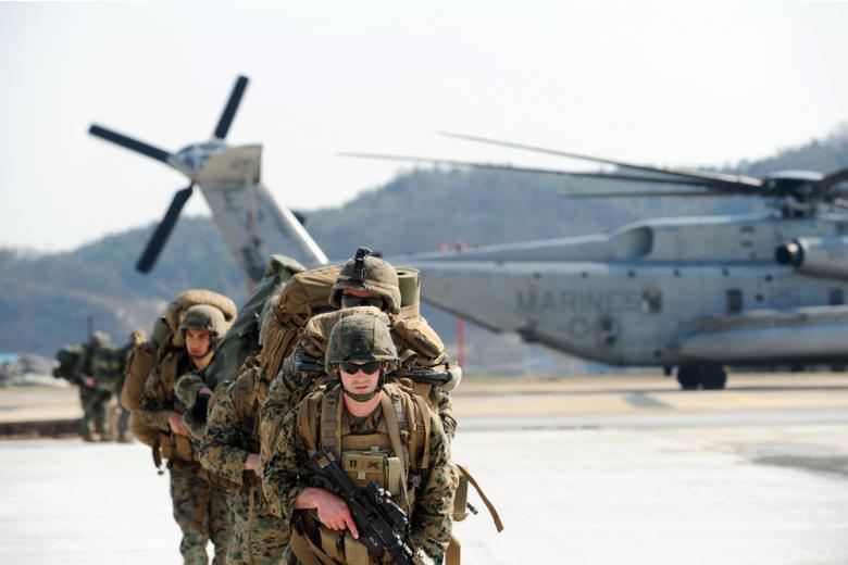 Американские военные уходят из Германии фото