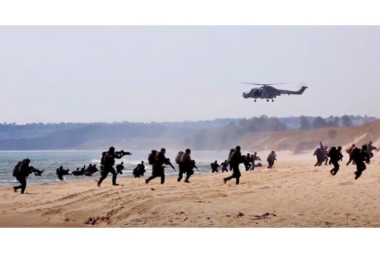 BALTOPS-2020 собрала военных почти всех стран НАТО фото