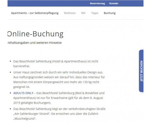 Немецкий отель запретил въезд гостям с лишним весом: узнайте, почему фото 2