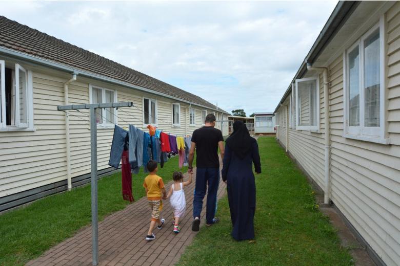 дома для беженцев фото