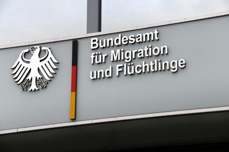 Федеральное ведомство по делам миграции и беженцев фото