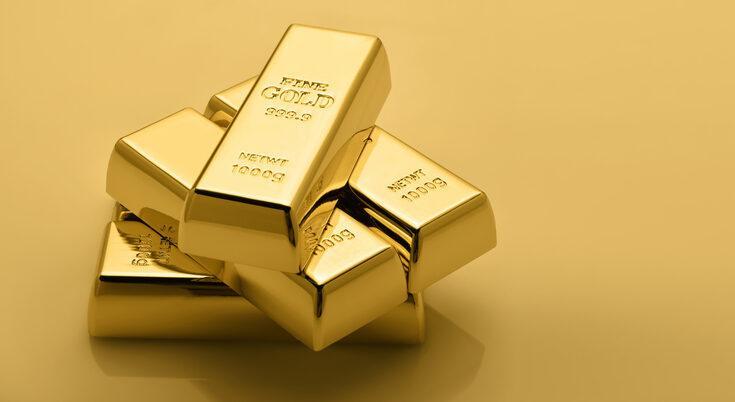 килограммовые слитки золота фото