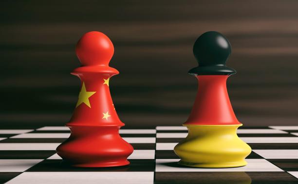 Китай и Германия ведут переговоры о равноправии бизнеса фото