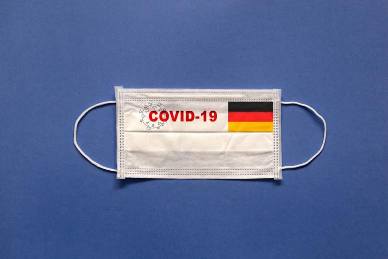 медицинская маска от коронавируса фото