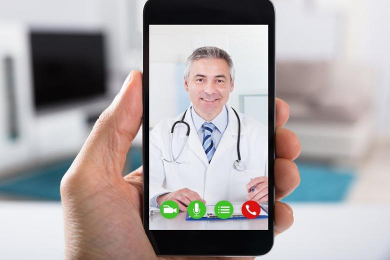 онлайн-консультация врача фото