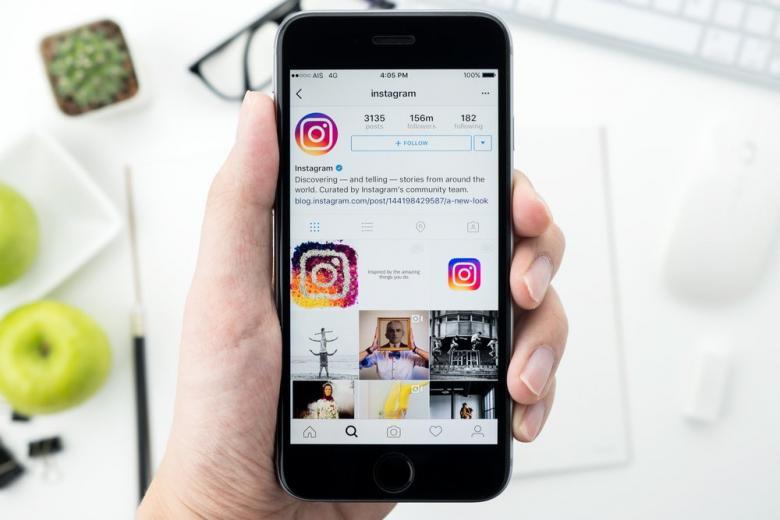 Профиль в Instagram фото