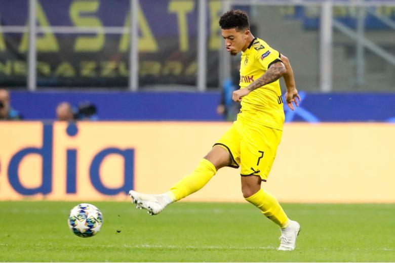 Самый дорогой футболист для немецких клубов - Jadon Sancho фото