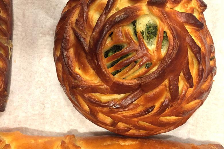 Пирог Штолле. Фото: wikipedia.org