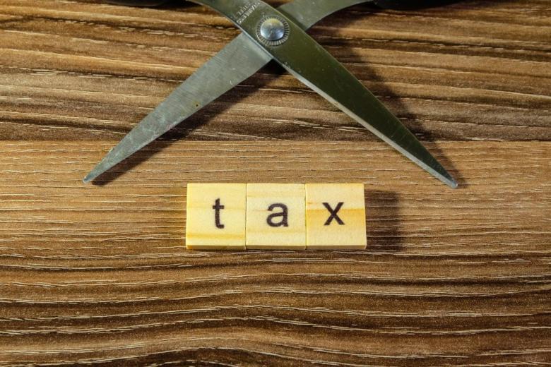 Уменьшение налога фото