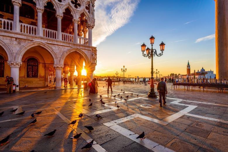 Венеция готова принимать немецких гостей после коронавирусного карантина фото