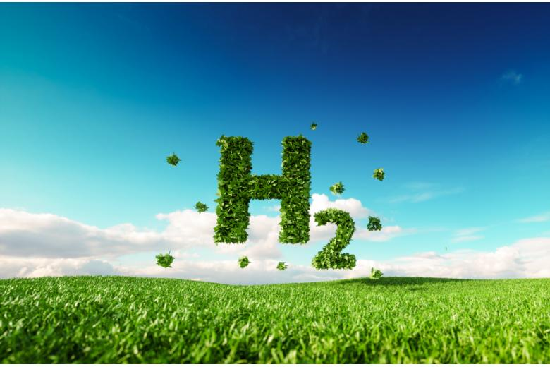 Зелёный водород фото