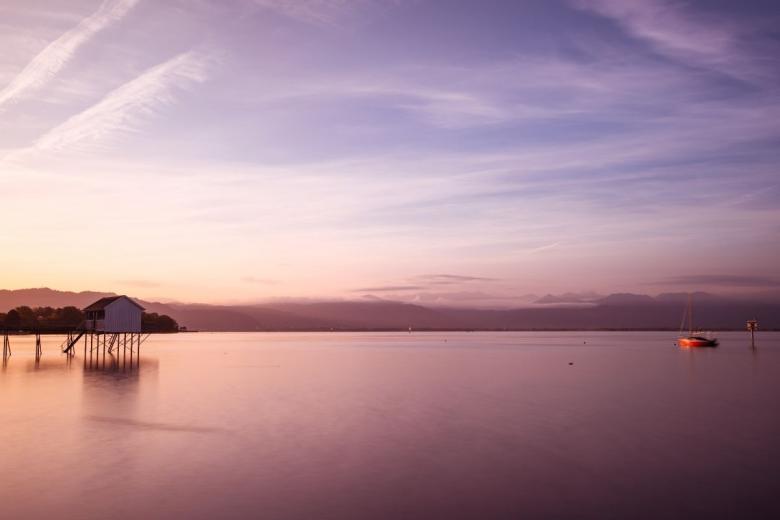 Самое крупное озеро в Германии