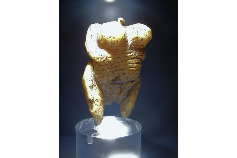 Венера Швабская, древняя скульптура фото