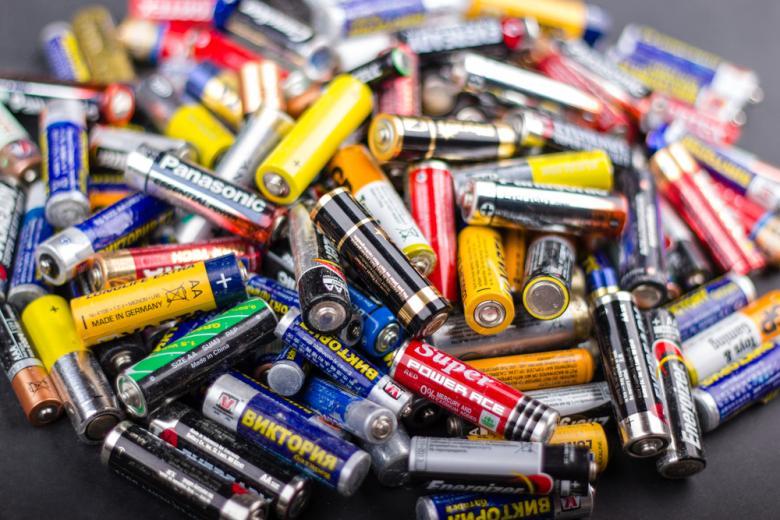 батарейки разных производителей фото