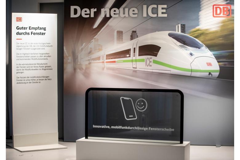 Deutsche Bahn закупает скоростные поезда дальнего следования фото
