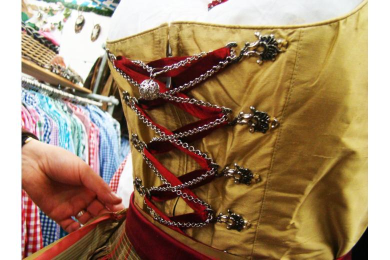 Его носили крестьянки и аристократки: история дирндля в Германии (+фото) фото 2