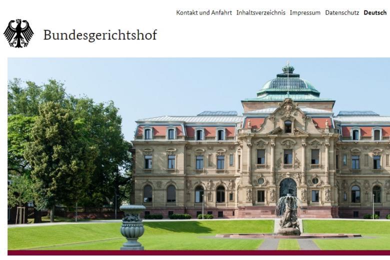 Федеральный суд Германии защищает право на доступ к важной для общественности информации фото