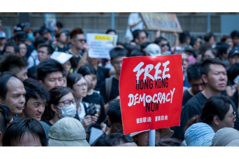 Китайский закон о безопасности получил негативную оценку в мире фото