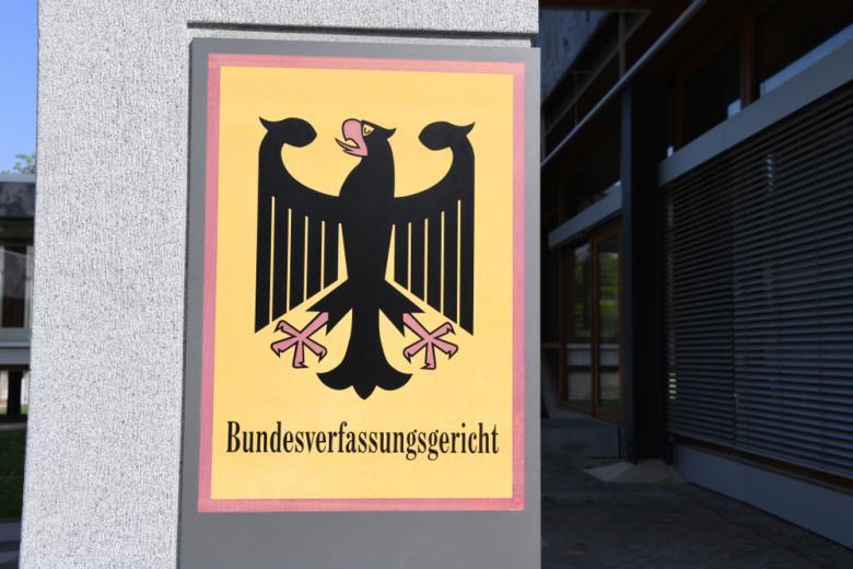 Конституционный суд наказал за нацистское высказывание фото