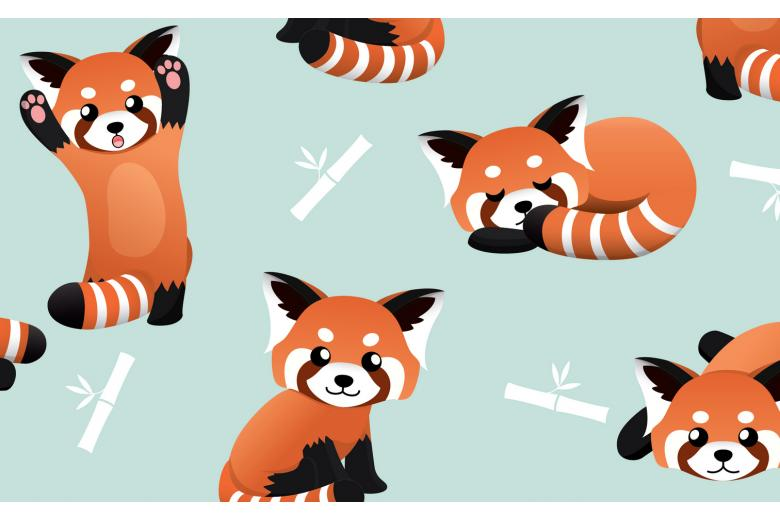Красная панда вести около 100 грамм и вскоре освоится с новым домом фото