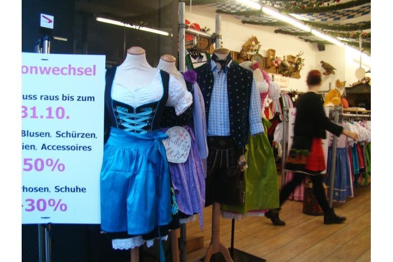 Его носили крестьянки и аристократки: история дирндля в Германии (+фото) фото 9