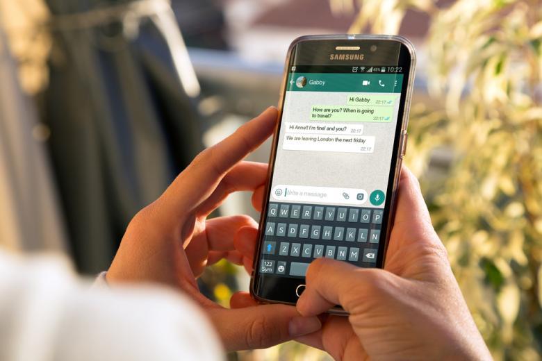 Полиция нашла технологию прослушки WhatsApp фото