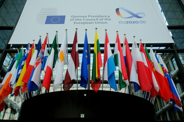 Совет ЕС - немецкое полугодие будет плодотворным фото
