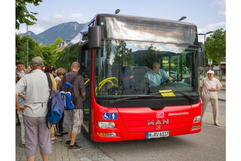 водитель автобуса фото